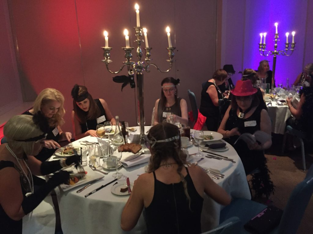 Hen Party | Murder on the menu